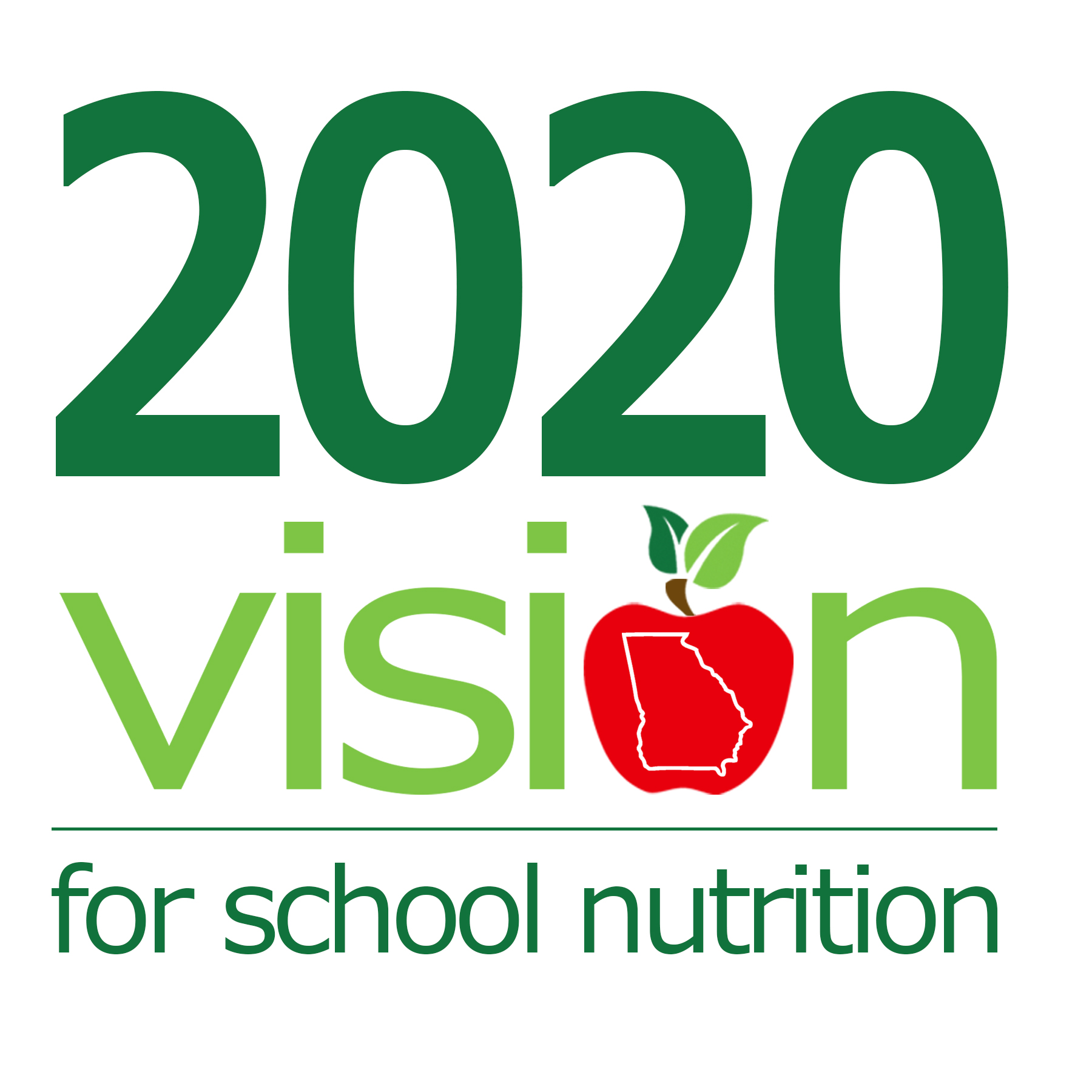 2020 vision for School Nutrition