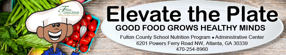 School Nutrition Elevate the Plate Good Food Grows Healthy Minds