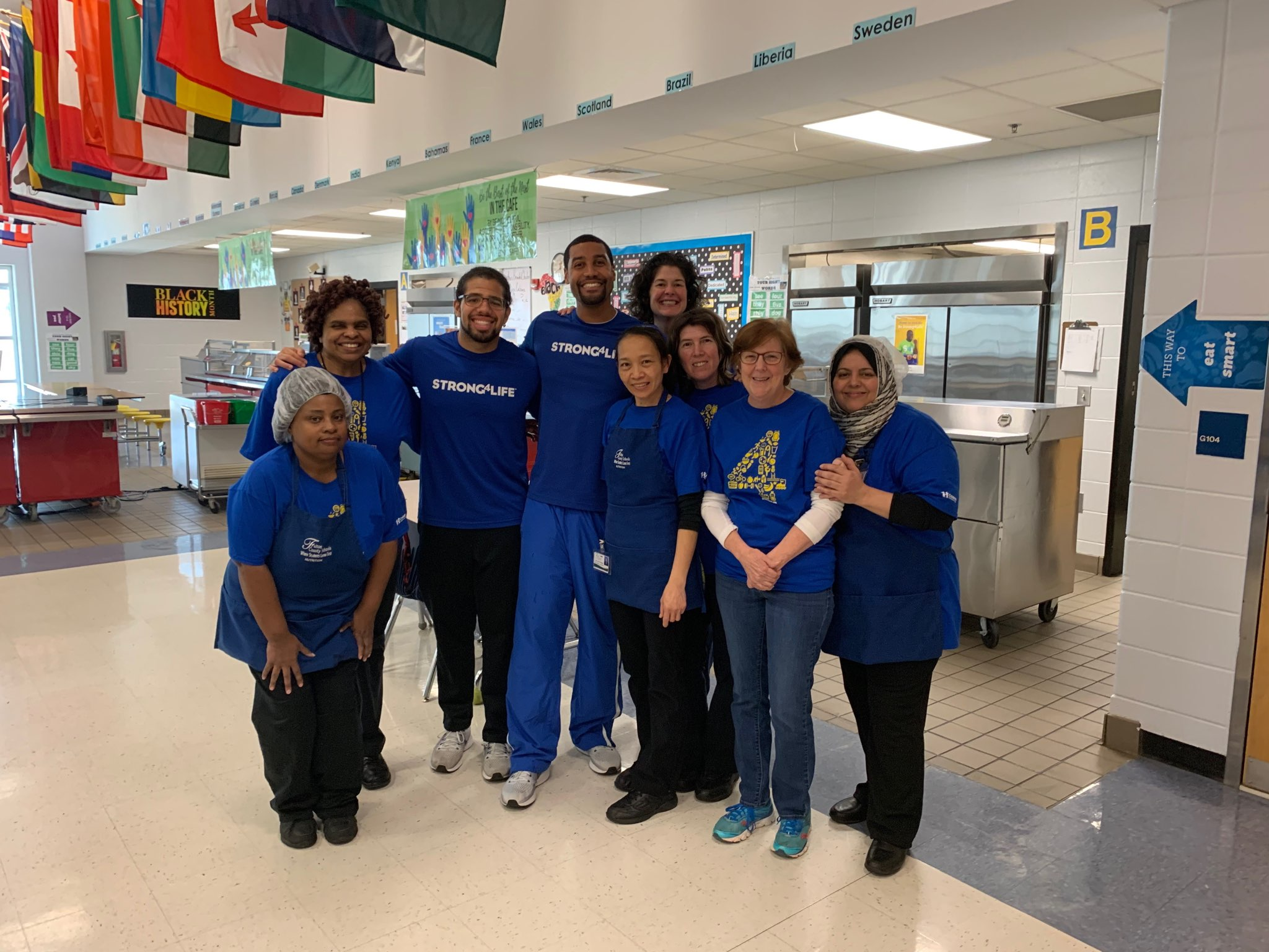 Fulton County School Nutrition Strong For Life