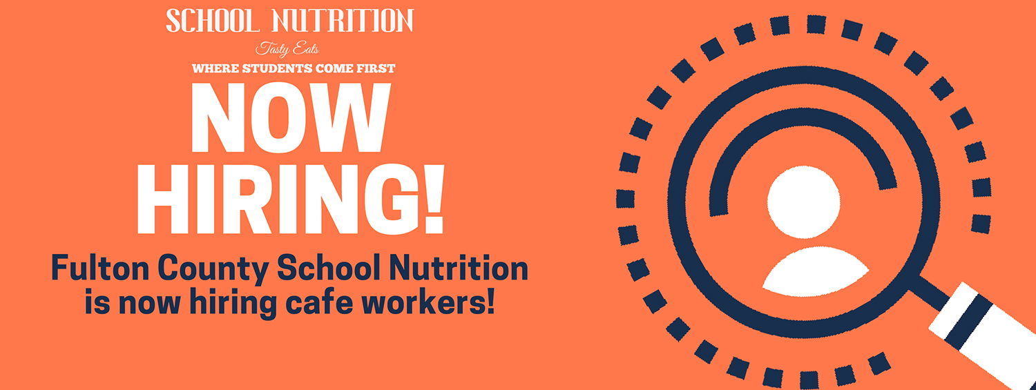 Join the FCS Nutrition Team!