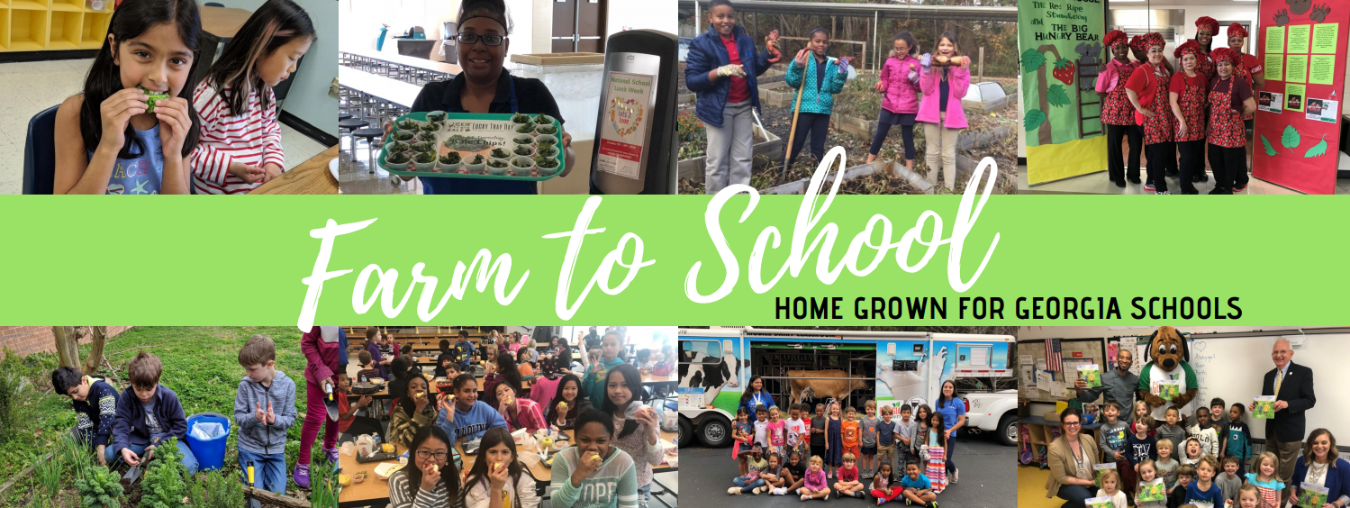 Fulton County School Nutrition Farm to School